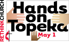 Hands on Topeka